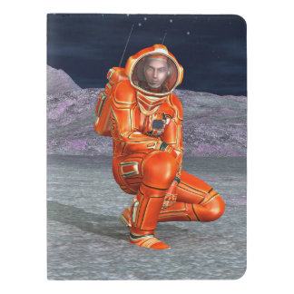 Astronaut Extra Large Moleskine Notebook Cover With Notebook