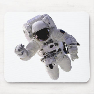 Astronaut Outer space Mouse Pad