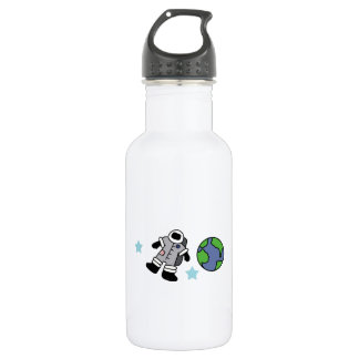 ASTRONAUT OUTER SPACE WATER BOTTLE