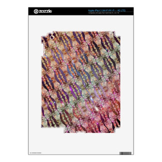 Astronaut Pattern iPad 3 Skin