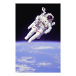 Astronaut Personalized Stationery