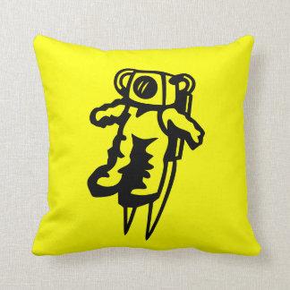 Astronaut pillow