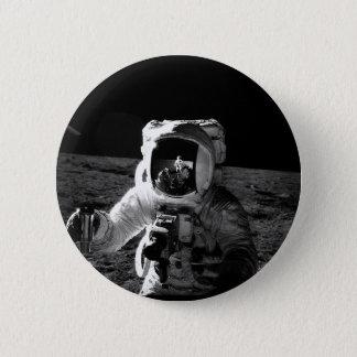Astronaut Pinback Button