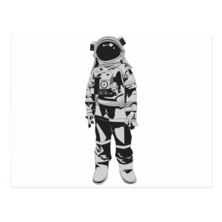 Astronaut Post Cards