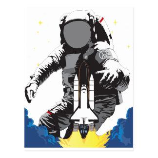 Astronaut Postcards