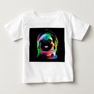Astronaut pug - galaxy pug - pug space - pug art baby T-Shirt