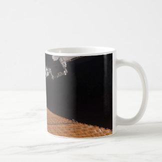 Astronaut Repair Solar Panel Coffee Mug