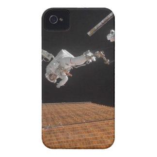 Astronaut Repair Solar Panel iPhone 4 Case-Mate Case