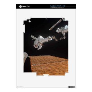 Astronaut Repair Solar Panel Skin For iPad 2