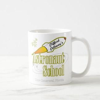 Astronaut School Coffee Mug