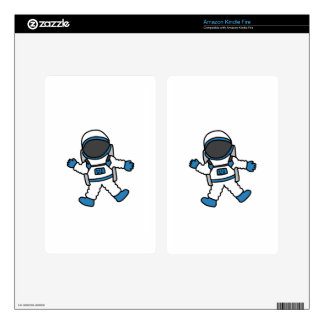 ASTRONAUT shirts, accessories, gifts Decal For Kindle Fire