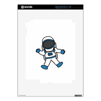 ASTRONAUT shirts, accessories, gifts iPad 2 Skins