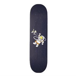 Astronaut Skateboard