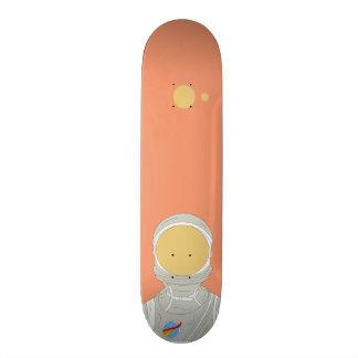 Astronaut Skateboard Deck