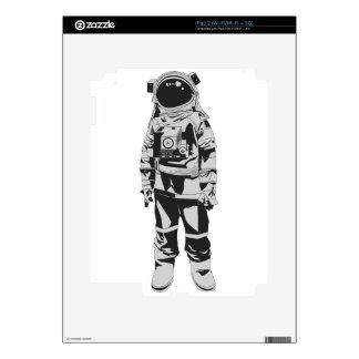 Astronaut Skin For iPad 2