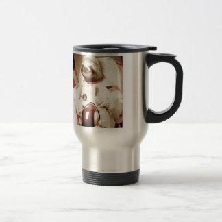 Astronaut Sloth 15 Oz Stainless Steel Travel Mug