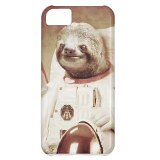 Astronaut Sloth Cover For iPhone 5C