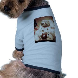 Astronaut Sloth Doggie Tshirt