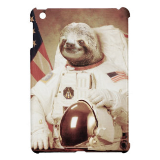Astronaut Sloth iPad Mini Cover
