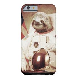 Astronaut Sloth iPhone 6 Case