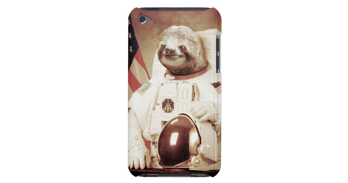 sloth astronaut phone case - 1200×630
