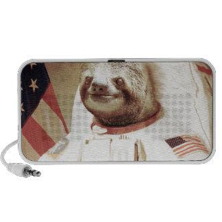 Astronaut Sloth Mini Speaker