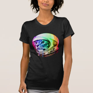 Astronaut Space Cat T-Shirt