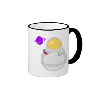 Astronaut Space Planet Gift Coffee Mug