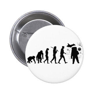 Astronaut Space travel Cosmonauts gifts Pinback Button