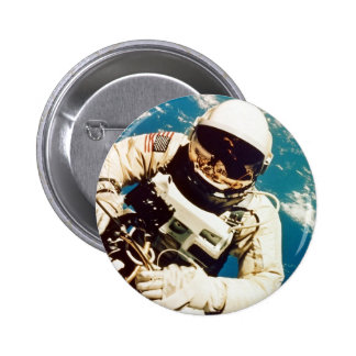 Astronaut Spacewalk Button