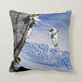 Astronaut Spacewalk Pillow