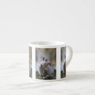 Astronaut Squirrel Espresso Cup