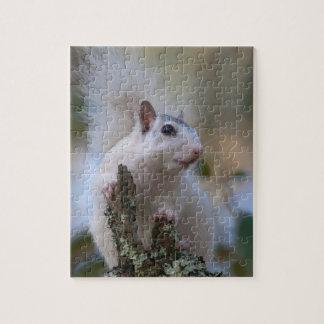 Astronaut Squirrel Jigsaw Puzzle