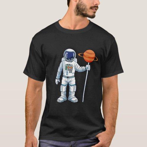 Astronaut T_Shirt