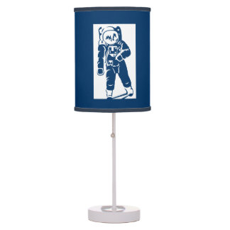 Astronaut table lamp | Space theme