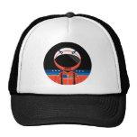Astronauta de la ciencia ficción del dibujo animad