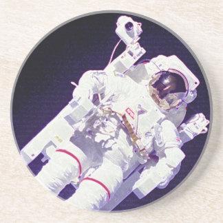 Astronauta de la NASA Posavasos Para Bebidas