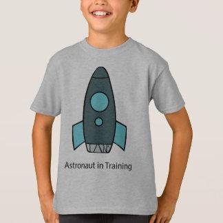 astronauta del cohete del vehículo espacial camisas