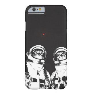 Astronauta del gato funda barely there iPhone 6