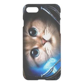 Astronauta del gato funda para iPhone 7