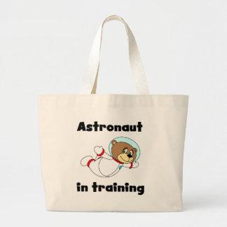 Astronauta del oso en camisetas y regalos del entr bolsas