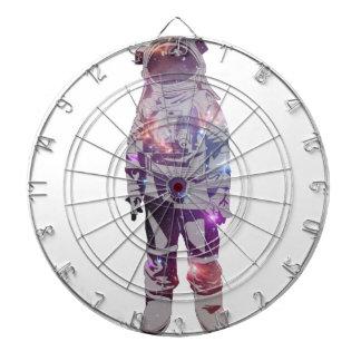 Astronauta Tablero De Dardos