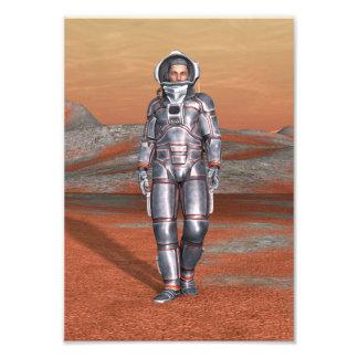 Astronauta Fotografía