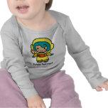 Astronauta futuro - chica camisetas
