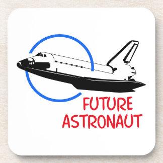 Astronauta futuro posavasos