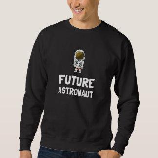 Astronauta futuro sudadera