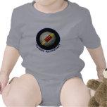 Astronauta futuro trajes de bebé