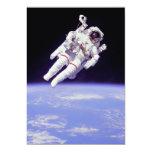 Astronauta Invitación