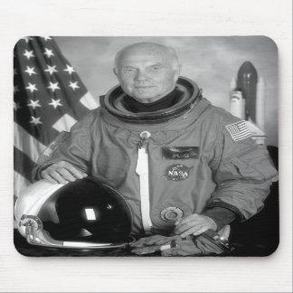 Astronauta John Glenn Tapetes De Raton