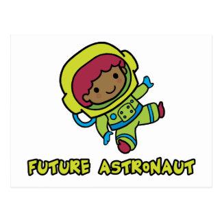 Astronauta Postales